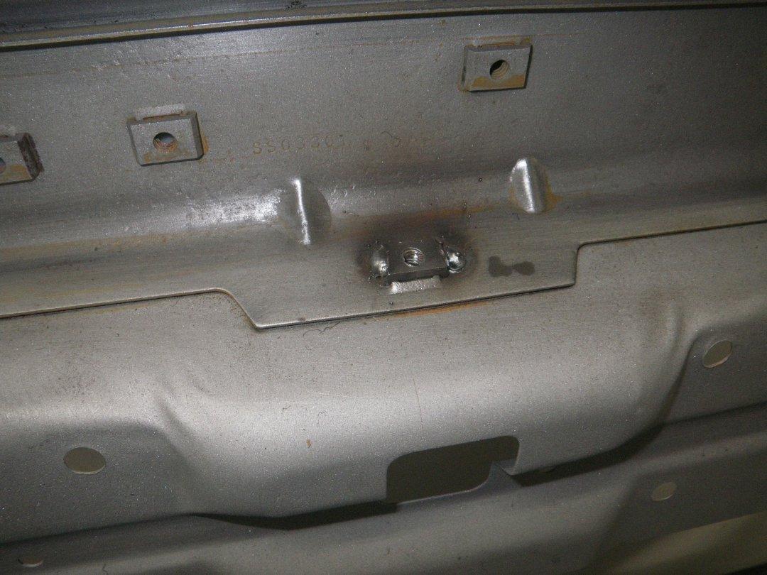 Hood nut welded.JPG