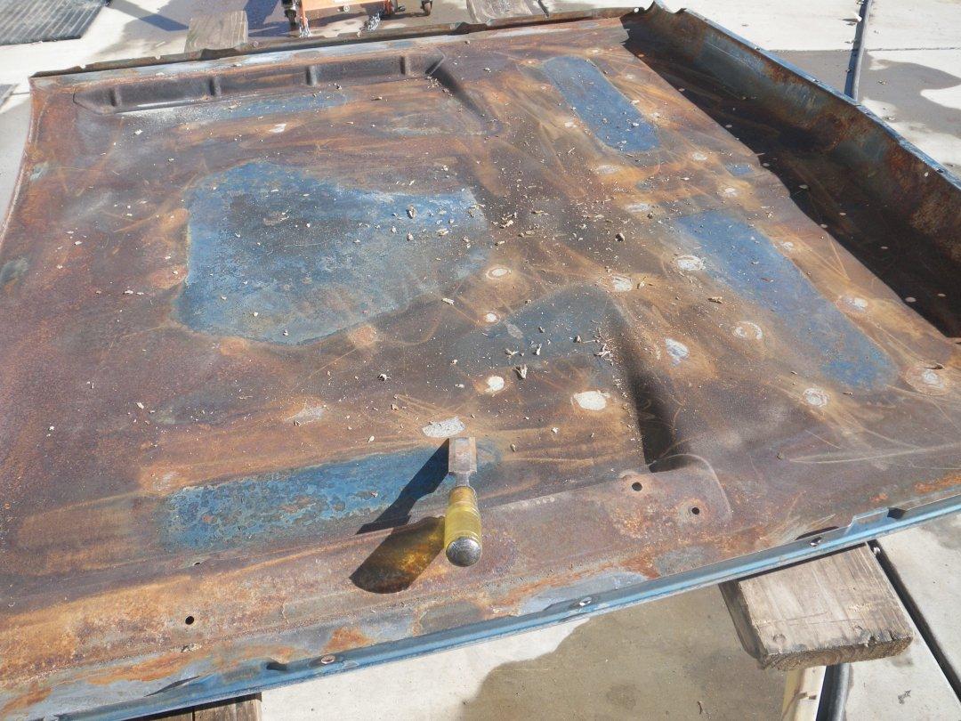 Scraping prior to Washing.JPG